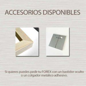 FOREX PVC 5 mm espesor