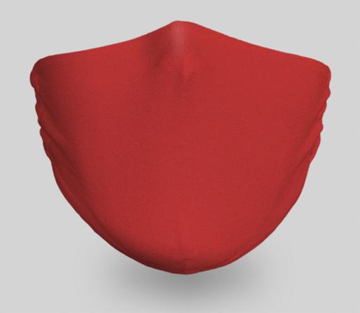 mascarillas-diseños-originales-colores-lisos-rojo