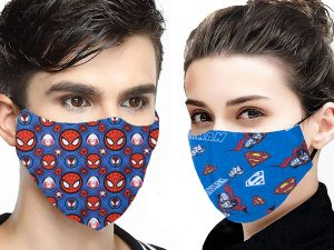 mascarillas-reversibles-superheroes