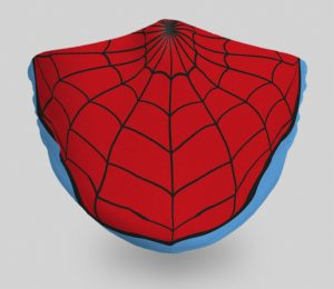 mascarilla-spiderman-marvel